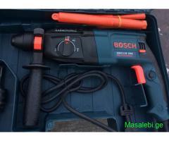 იყიდება Bosch პერფერატორ-დრელი