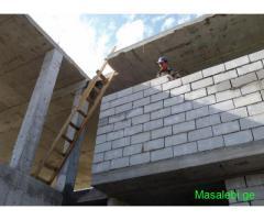 პერლიტის ბლოკი - პერლიტის მსუბუქი თბოსაიზოლაციო სამშენებლო